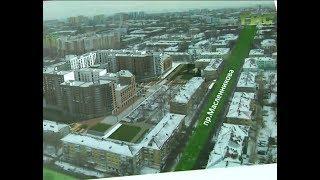 На территории бывшего военного городка №3 может появиться новый жилой комплекс
