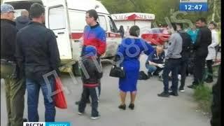 В Тайшете пьяная женщина наехала на велосипед с детьми