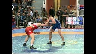 ТВ-Спорт, Международный турнир по вольной борьбе памяти Романа Дмитриева