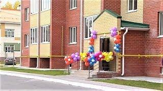 В Урае 13 семей получили новое жильё