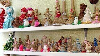Традиционных птиц счастья создают в Крымском районе Кубани