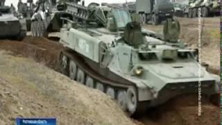 На юге России начались масштабные военные учения