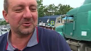 Невнимательный водитель спровоцировал ДТП из трех авто на Окатовой