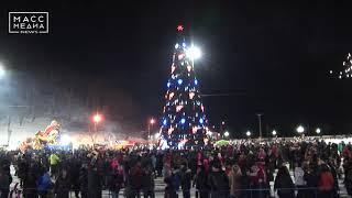 Новогодний фейерверк в Петропавловске запустят 1 января | Новости сегодня | Масс Медиа