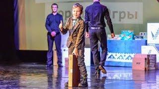 В Ханты-Мансийске вручили ценные призы краеведческой викторины «Города Югры»