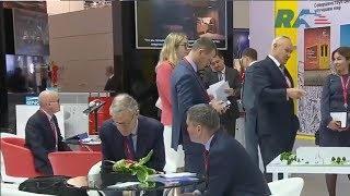 В Петербурге состоялся Международный экономический форум | Russian America TV
