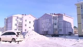 Более 26 тысяч кв.м жилья ввели в эксплуатацию в Биробиджане в 2017 году(РИА Биробиджан)