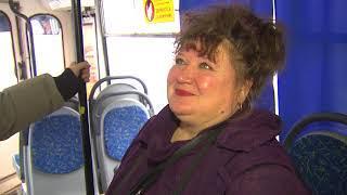 В городском транспорте можно расплатиться за проезд с помощью мобильного телефона