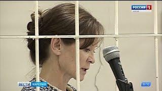 Елена Решетова не признала вину в гибели детей на Сямозере