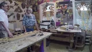 Художник-реставратор Вадим Шитов о деревянном зодчестве и Тюмени