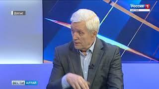 Экс-губернатора края Александра Сурикова освободили от обязанностей посла в Республике Белоруссия