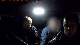 «Простите, пацаны»: как пьяный водитель пытался подкупить инспекторов