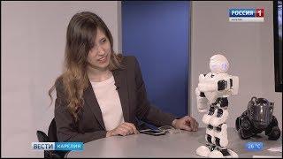 Более 50 новейших роботов приехали в столицу Карелии