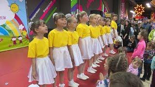 В столице Чувашии прошел гала-концерт фестиваля - конкурса детского творчества.