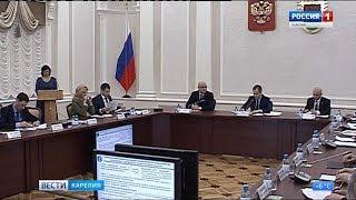 О повышении зарплаты бюджетникам говорили сегодня на заседании правительства Карелии