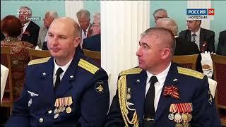 Глава Мордовии Владимир Волков провел праздничный прием в честь ветеранов войны и тружеников тыла