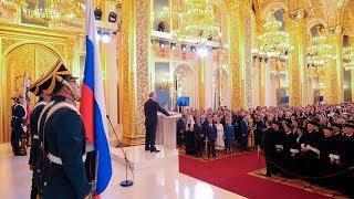 Чего ждать от нового срока Путина? Дискуссия с экспертами на RTVI