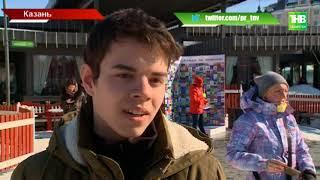 Айда на выборы: блогеры Татарстана открыли новые арт-объекты в популярных местах отдыха - ТНВ