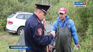 160 ружей изъято у недобросовестных охотников за время рейда в Новосибирской области