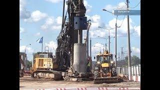 Строительство магистральной развязки в Тольятти планируют завершить в конце 2019 года