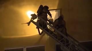 Подробности пожара в академии ФСИН