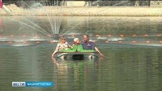В конце августа в Башкирии будет теплее, чем обычно