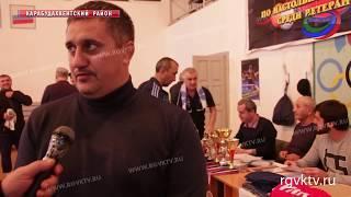 В Карабудахкентском районе прошел турнир по настольному теннису среди ветеранов спорта