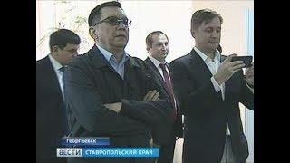 Семья Сергея Михалкова собралась в Георгиевске