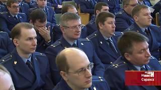 Коллегия прокуратуры Мордовии
