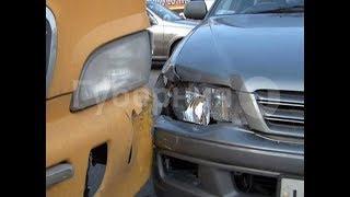 Одна авария обернулась двумя полицейскими протоколами в Хабаровске. MestoproTV