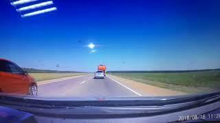 ДТП на трассе Краснодар – Ейск