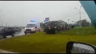 ДТП в Южно-Сахалинске 18 июня