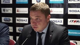 Очередное поражение: «Северсталь» проиграла рижскому «Динамо»