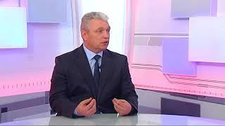 """Программа """"В центре внимания"""" интервью с Александром Першиным ."""