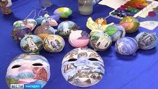 Новогодние шары поедут из Магадана в Тулу