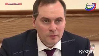В правительстве РД обсудили вопросы налоговых и неналоговых поступлений в бюджет