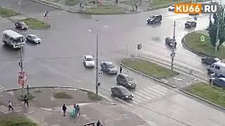 ДТП на Суворова-Каменская 11.10.2018