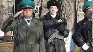 В Ярославле открыли памятник Герою Советского союза Вадиму Матросову