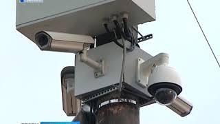 Камеры «Безопасного города» делают водителей более дисциплинированными