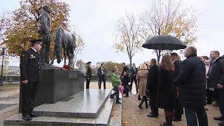 Путин почтил память русских, погибших во Франции в Первой мировой…