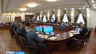 Последнее заседание правительства региона перед выборами губернатора