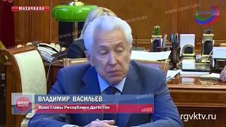 Врио главы республики встретился с заместителем министра обороны РФ