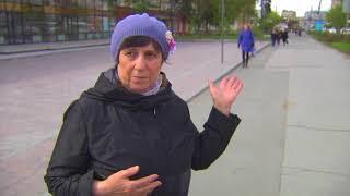 В вечерние минуты в центре Омска наблюдаются серьёзные заторы