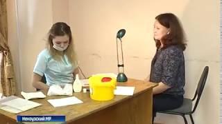Специалисты проекта «Здоровая Ярославия» побывали в посёлке Борок