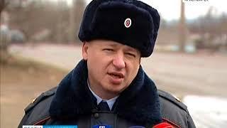 Автополицейские пересчитали самые опасные ямы на дорогах Красноярска