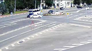 ДТП Юбилейная площадь. 14.07.18.