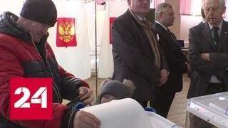 Иностранные наблюдатели не заметили особой разницы между выборами в ЕС и России - Россия 24