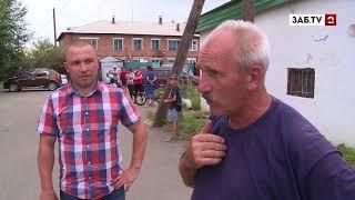 Жильцов читинского дома, расползающегося по трещинам, срочно эвакуировали