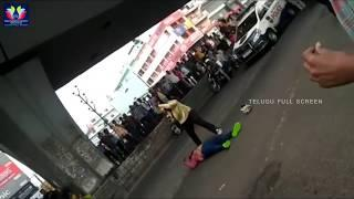 Brutal Revenge Taken On Road | Attapur Incident | Telugu Full Screen