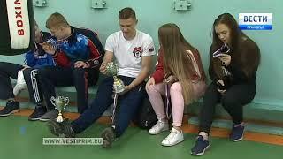 Приморские кикбоксеры вернулись с первенства России с победами